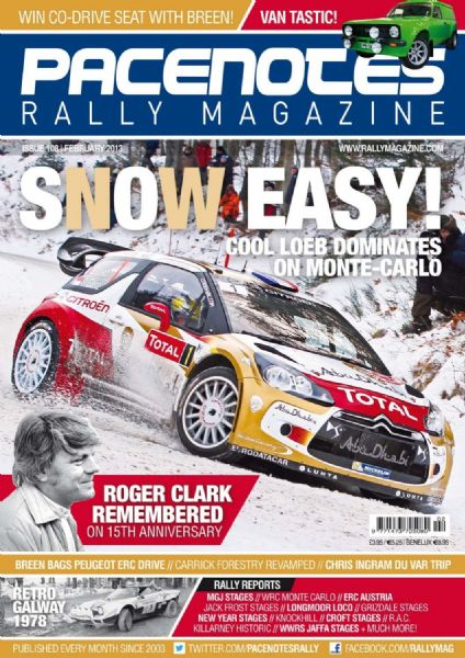 ISSUE 108 - Feb 2013